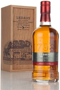 Ledaig Scotch Single Malt 18 Year Sherry Wood Finish 750ml